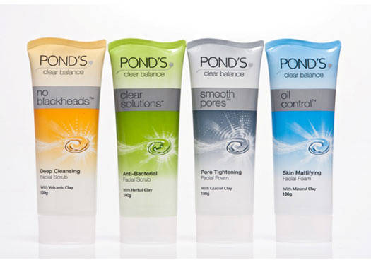 Pond's Finds The Power Of Clay