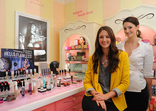 Beauty Insider: Annie And Maggie Ford Danielson
