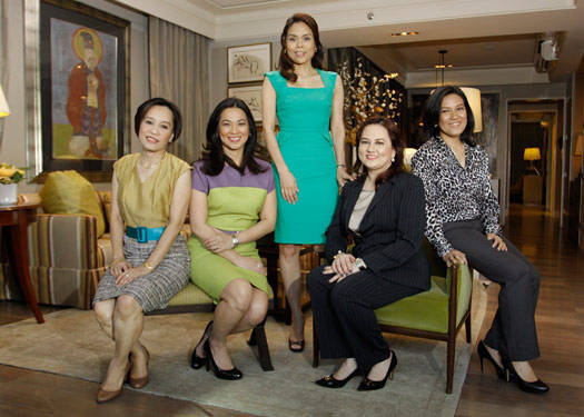 Work Wear Diariess: The Women Of Rockwell