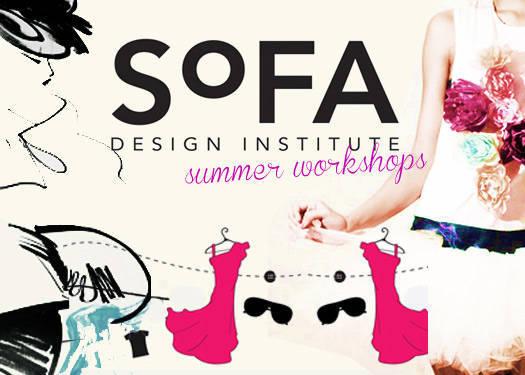 Sofa Summer Workshops 2012