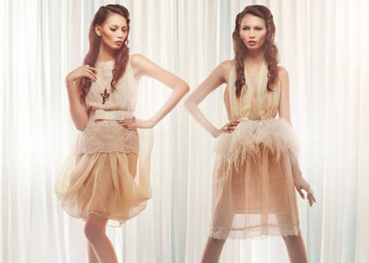 Jun Escario For The London Philippine Fashion Show 2012