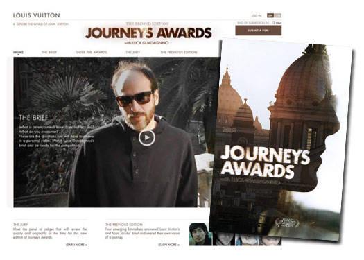 Film Your Journey For Louis Vuitton