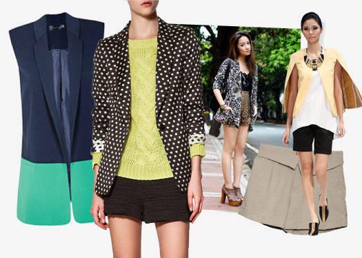 Trend Spotting: Short Suits