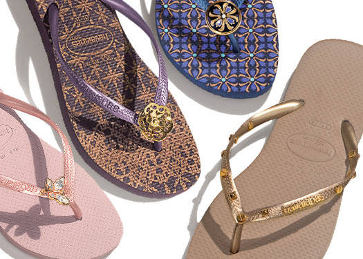 Shop: Havaianas Embellished Collection 2012