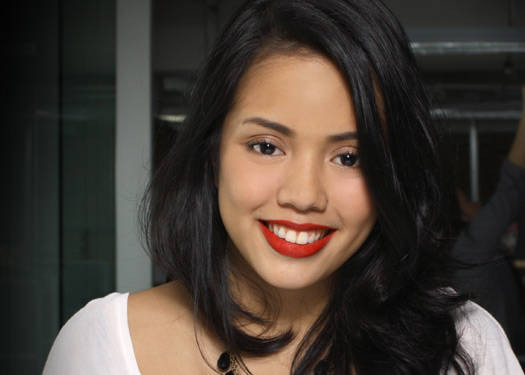 Makeup Diaries 2012: Regina Belmonte