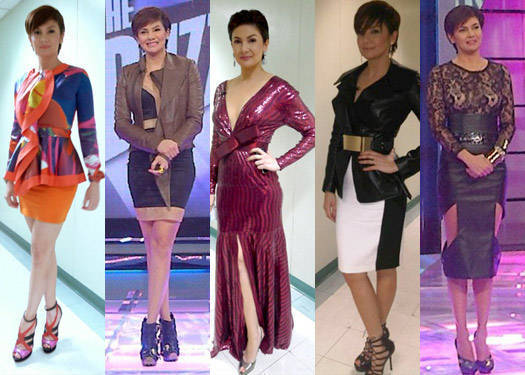 Celebrity Style: Charlene Gonzales-mulach On The Buzz