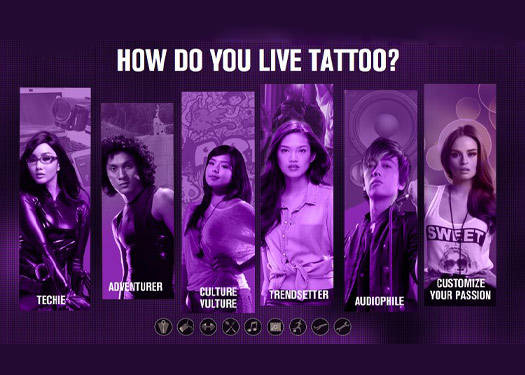 Globe Launches Livetattoo.ph