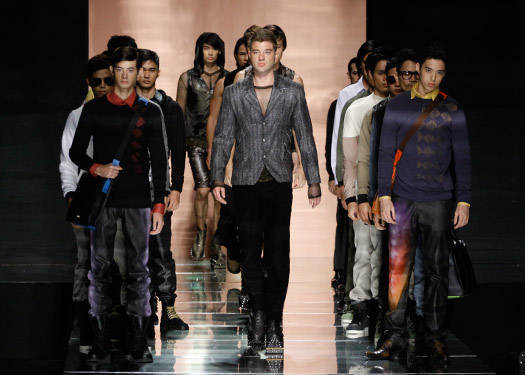 Philippine Fashion Week Holiday 2012: Menswear