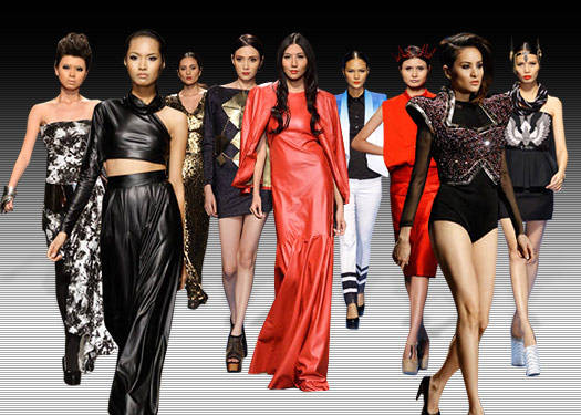 Trend Report Philippine Fashion Week Holiday 2012 Preview