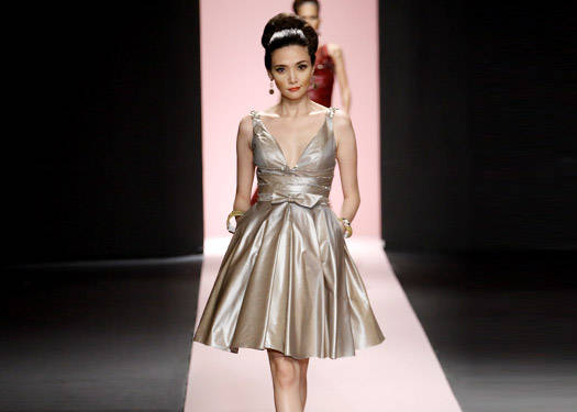 Philippine Fashion Week Holiday 2012: Grand Allure