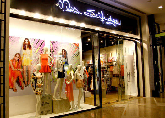 Miss Selfridge Lands In Manila!