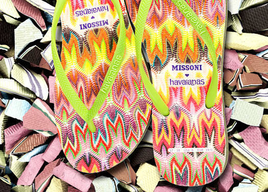 Missoni ♥ Havaianas Second Edition
