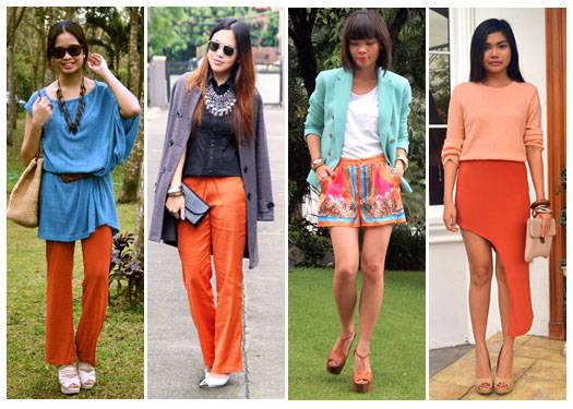 Blogger Challenge: Tangerine