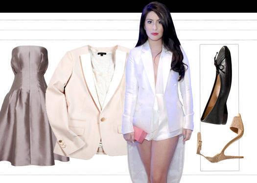 Best Dressed Cheat Sheet: Vania Romoff