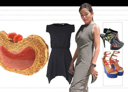 Best Dressed Cheat Sheet: Emi Jorge