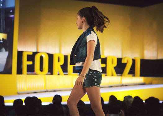 Who Was At Forever 21's Mall Of Asia Opening?