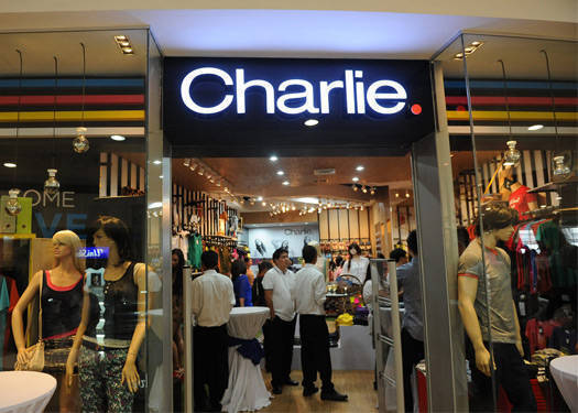Charlie Opens In Robinsons Galleria