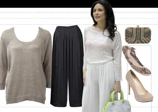 Best Dressed Cheat Sheet: Dawn Zulueta