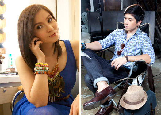 Spotted: Mariel Rodriguez And Paulo Avelino Wear Sm Accessories