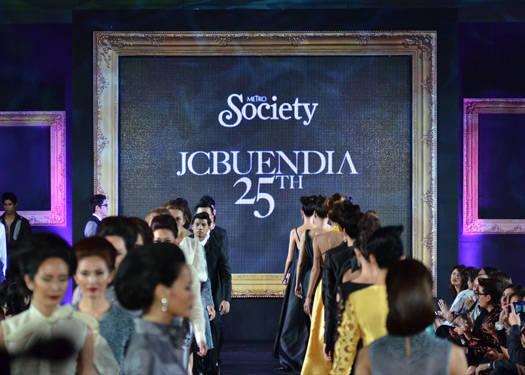 Jc Buendia's Silver Anniversary