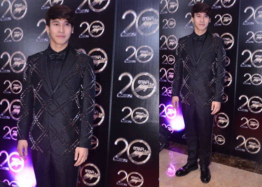Enchong Dee's Crystallized Suit