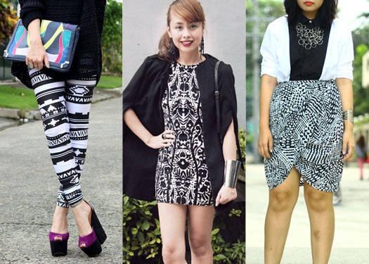 Blogger Challenge: Blanc Et Noir