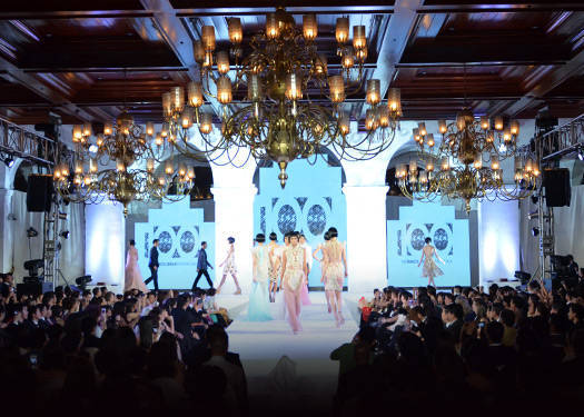 100: The Francis Libiran Fashion Gala