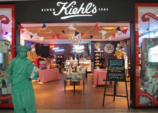 Kiehl's In Power Plant