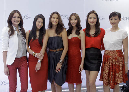 Pond's Partners With Pmap
