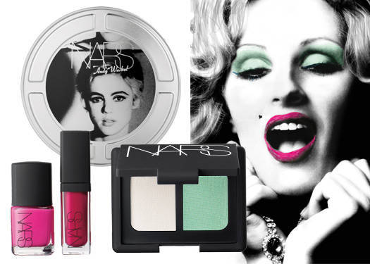 Nars Loves Andy Warhol
