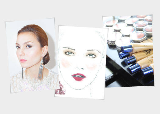 Philippine Fashion Week S/s 2013 Beauty Trends