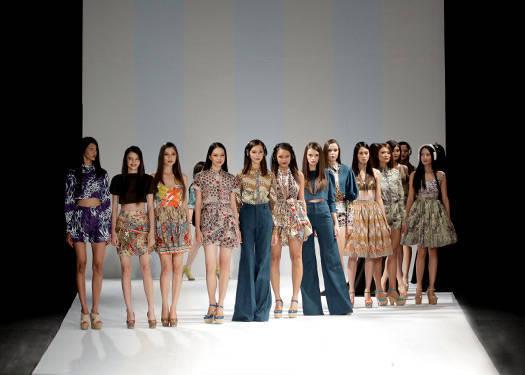 Designer Spotlight: Phfw S/s 2013 Day 2