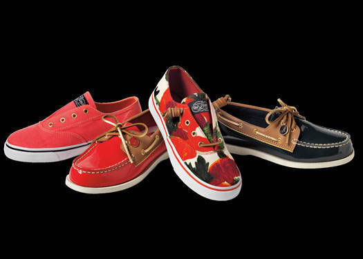What's New With Sperry Top-sider