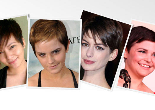Look We Love: Pixie Cuts