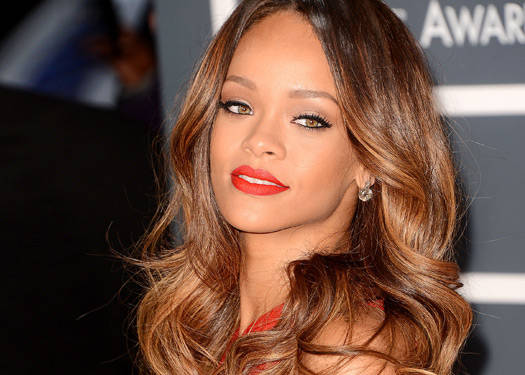 Look We Love: Red Hot Rihanna