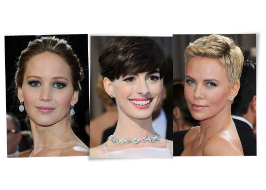 Oscars 2013 Top Beauty Looks
