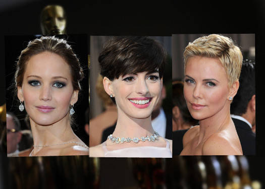 Best Beauty Looks At The Oscars 2013