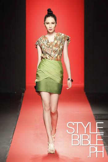 Philippine Fashion Week Spring Summer 2012 Visions Trends Preview