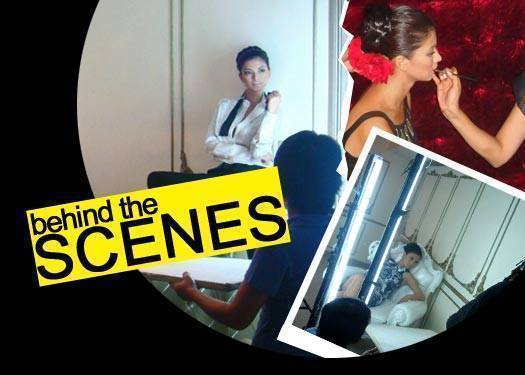 Behind The Scenes: August 2008