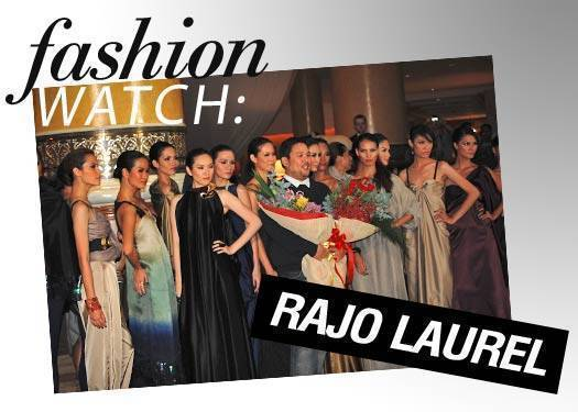 Fashion Watch 2008: Rajo Laurel Part 1