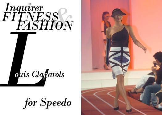 Inquirer Fitness & Fashion: Louis Claparols For Speedo
