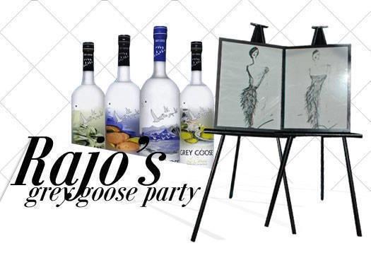 Rajo's Grey Goose Party