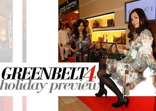 Greenbelt 4 Holiday Preview