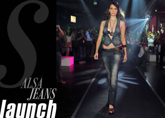 Salsa Jeans Launch