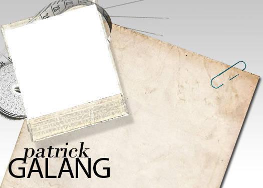 Patrick Galang