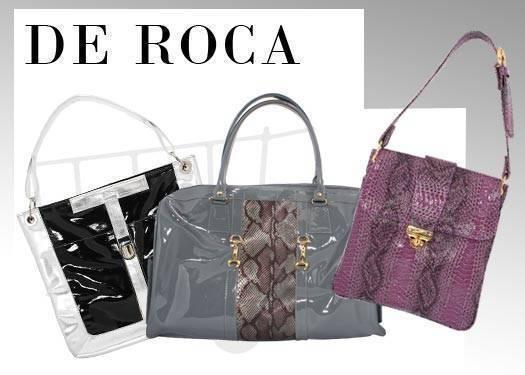 De Roca Bags