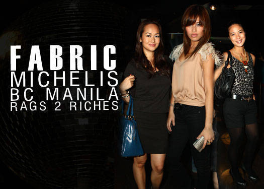 Fabric: Michelis, Bc Manila, R2r