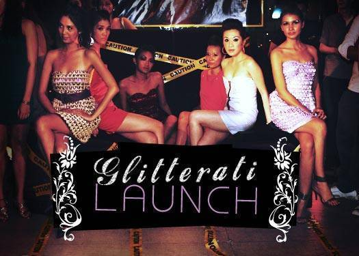 Glitterati Launch