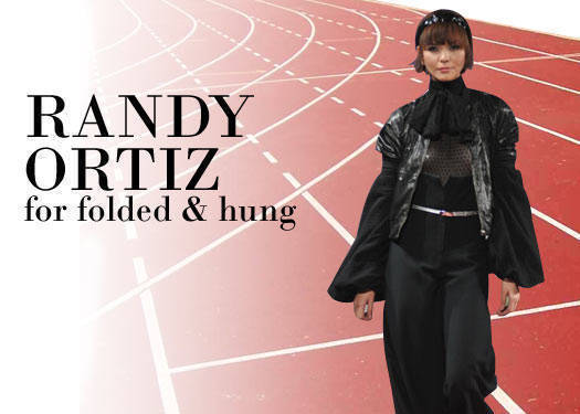 Inquirer Fitness.fashion Cebu:  Randy Ortiz For Folded & Hung