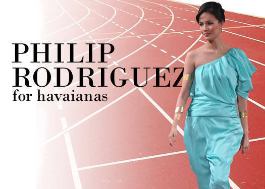 Inquirer Fitness.fashion Cebu:  Philip Rodriguez For Havaianas
